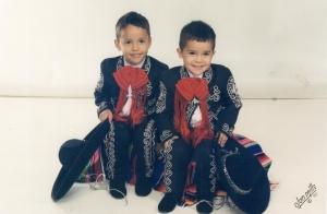 3. Torres Boys in Charro